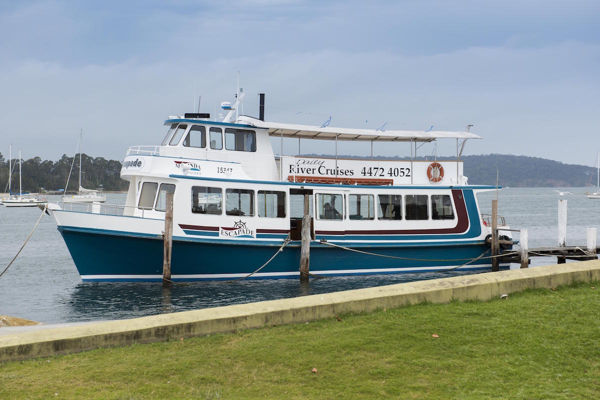 River Cruises, South Coast NSW