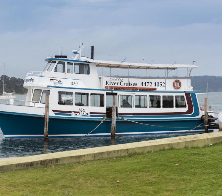 River Cruises, South Coast NSW